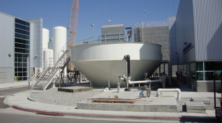Orange County Groundwater Replenishment System, Phase I, Huntington Beach, and Fountain Valley, CA