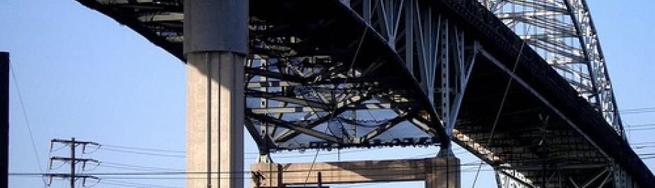 Gerald Desmond Bridge, Port of Long Beach, CA