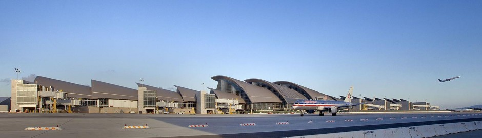 Tom Bradley International Terminal Expansion, Los Angeles International Airport, CA
