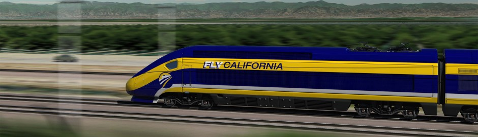 California High-Speed Rail Authority (CHSRA) Palmdale-LA Segment, CA