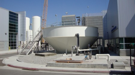 Orange County Water District (OCWD) Groundwater Replenishment System (GWRS) Expansion, Fountain Valley, CA