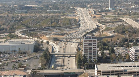 State Route 22 Design-Build Widening, Orange County, CA